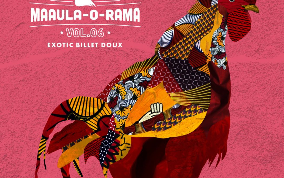 Nouveau single «Sur mon dos» feat. Isla sorti sur la compil Maaula O ram vol6 du label Maaula Records